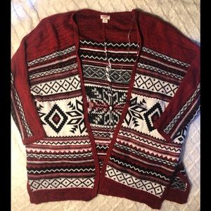 ❤️Oversized Chunky Holiday Winter Sweater